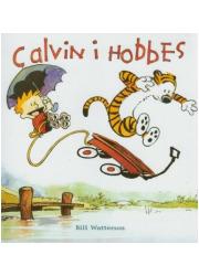 Calvin i Hobbes - okładka książki