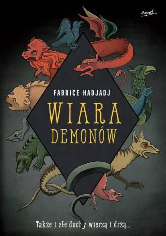 Wiara demonów - okładka książki