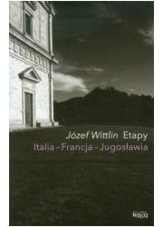 Etapy. Italia - Francja - Jugosławia - okładka książki