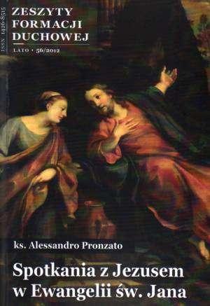 Zeszyty Formacji Duchowej nr 56. - okładka książki