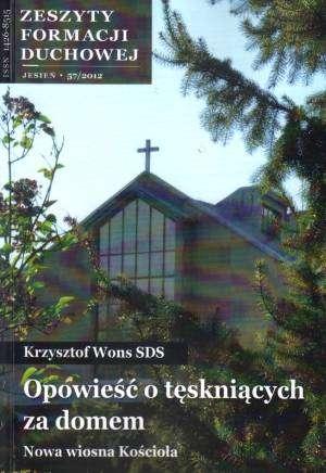 Zeszyty Formacji Duchowej nr 57. - okładka książki