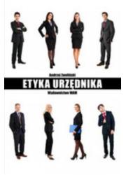 Etyka urzędnika - okładka książki