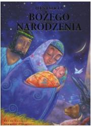 Historia Bożego Narodzenia - okładka książki