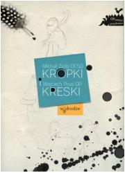 Kropki i kreski - okładka książki