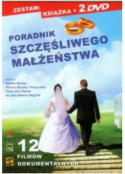 Poradnik szczęśliwego małżeństwa - okładka książki