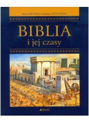 Biblia i jej czasy - okładka książki