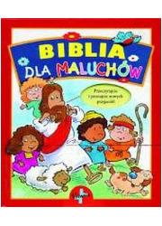 Biblia dla maluchów - okładka książki