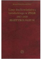 Losy duchowieństwa katolickiego - okładka książki