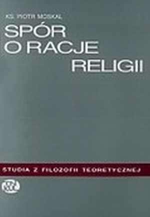 Spór o racje religii - okładka książki