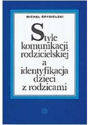 Style komunikacji rodzicielskiej - okładka książki