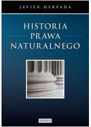 Historia Prawa Naturalnego - okładka książki