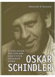Oskar Schindler in den augen der - okładka książki
