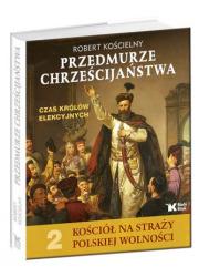 Przedmurze chrześcijaństwa. Czas - okładka książki