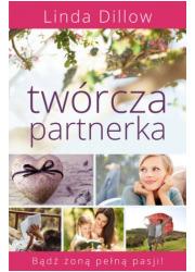Twórcza partnerka - okładka książki