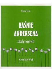 Baśnie Andersena szkołą mądrości - okładka książki