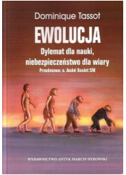 Ewolucja. Dylemat dla nauki, niebezpieczeństwo - okładka książki