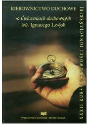 Kierownictwo duchowe w Ćwiczeniach - pudełko audiobooku