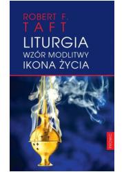 Liturgia. Wzór modlitwy. Ikona - okładka książki