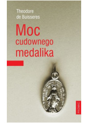 Moc cudownego medalika - okładka książki