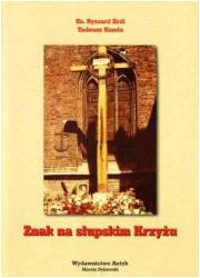 Znak na słupskim Krzyżu - okładka książki