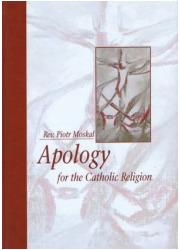 Apology for the Catholic Religion - okładka książki