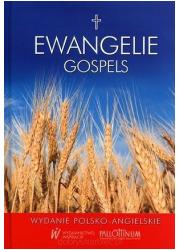 Ewangelie. Gospels (+ CD) - okładka książki