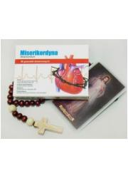 Miserikordyna. 59 granulek dosercowych - okładka książki