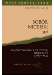 Sobór nicejski (325). Kontekst - okładka książki