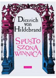 Spustoszona winnica - okładka książki