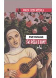 Święta Róża z Limy - okładka książki