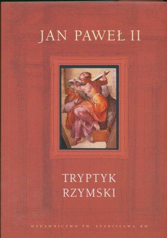 Tryptyk rzymski - zdjęcie reprintu, mapy