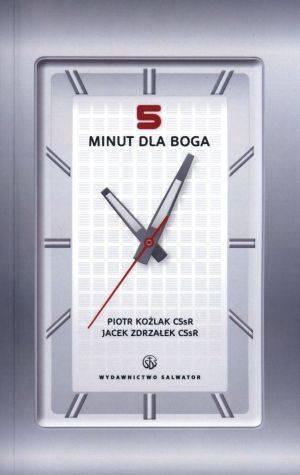5 minut dla Boga - okładka książki