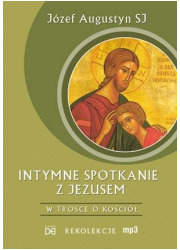 Intymne spotkanie z Jezusem. W - pudełko audiobooku
