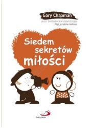 Siedem sekretów miłości - okładka książki