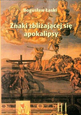 Znaki zbliżającej się apokalipsy - okładka książki