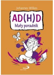 AD(H)D. Mały poradnik - okładka książki