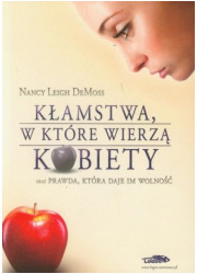Kłamstwa, w które wierzą kobiety - okładka książki