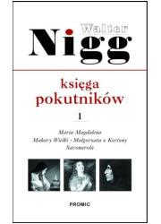 Księga pokutników cz. 1 - okładka książki