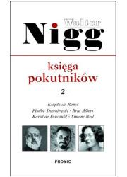 Księga pokutników cz. 2 - okładka książki