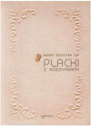 Placki z rodzynkami (CD mp3) - pudełko audiobooku