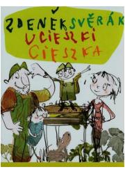 Ucieszki Cieszka - okładka książki