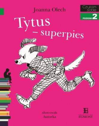 Czytam sobie. Poziom 2. Tytus - - okładka podręcznika