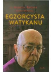 Egzorcysta Watykanu - okładka książki