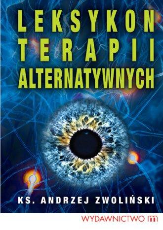 Leksykon terapii alternatywnych - okładka książki