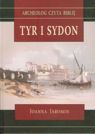 Tyr i Sydon - okładka książki