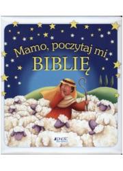 Mamo, poczytaj mi Biblię - okładka książki