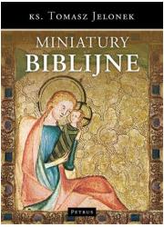 Miniatury biblijne - okładka książki