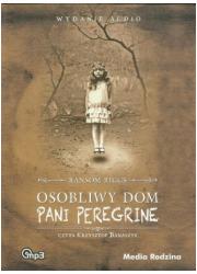 Osobliwy dom pani Peregrine (CD - pudełko audiobooku