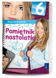 Pamiętnik nastolatki 6 - okładka książki