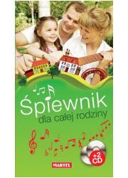 Śpiewnik dla całej rodziny (+ 2 - okładka książki